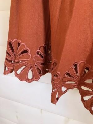 Leona Cutwork Dress