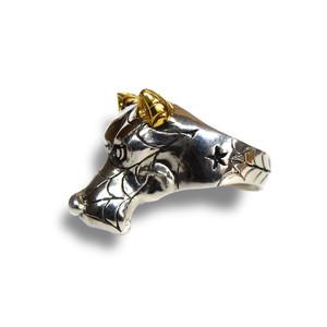 【送料無料】【One Make】Doberman Ring Spider Custom 19号【品番 16A2014】