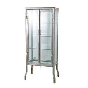 【100-158RW】Doctor cabinet L [Color:Raw] #キャビネット #インダストリアル #アメリカン