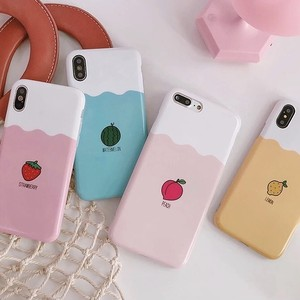 【お取り寄せ商品】fruit milk iPhone case 6621