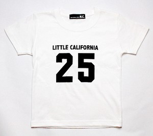LITTLE CALIFORNIA 25 Tee<Kids>