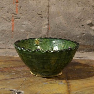Bowl _S 〈Green〉-jumelless-