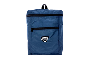 COMA BRAND Nylon Backpack  Light Navy