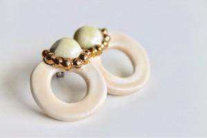 yubiwa (earring)