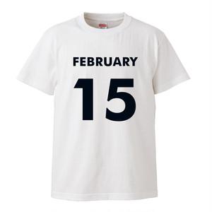 2月15日