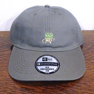 M.C.W & MDV COLLABORATE BASEBALL CAP(khaki)