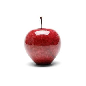 Marble Apple  (マーブルアップル)  LARGE【RED】Paper Weight (ペーパーウェイト)