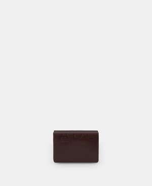 SMALL WALLET IN GRAINED LEATHER [231531596211]