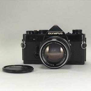 OLYMPUS OM-1 MD Black