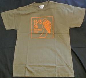 ホースマン・イデオットTシャツ
