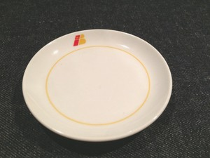 【Airline】Iberia Airlines Small Ceramic Tray