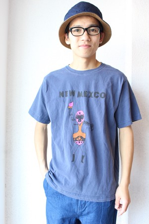 FUNG(ファング) / Print T-Shirts(プリント Tシャツ)NEW MEXCO