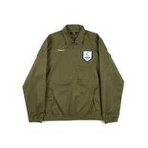 Diaspora Skateboards / Half Zip Football Top