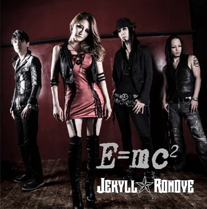 JEKYLL★RONOVE 1st Full Album『E=mc2』