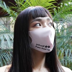 LADIES dry fit mask (LIGHT  PINK)