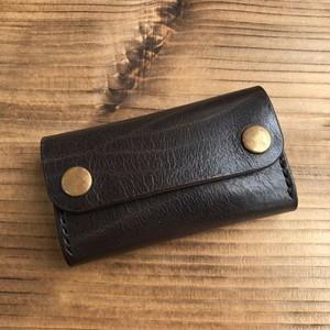 カードケース(名刺入れ):チャコールグレー