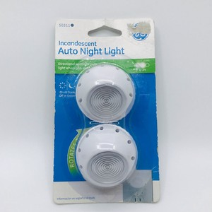 Incandescent Auto Night Light