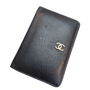 ONLY ONE【VINTAGE ACCESSORY】CHANEL パスケース ゴールドココマーク 2021-113