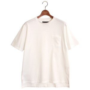 Basic Pocket Tee -White