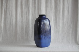 Vintage Ceramic Vase by Günther Praschak for Knabstrup