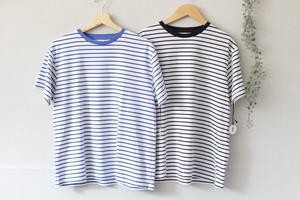 lim home「ボーダーTシャツ(サイズ2)」