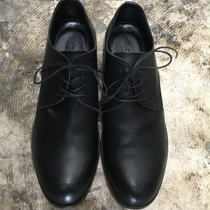 【PADRONE】DERBY PLAIN TOE SHOES / JACK