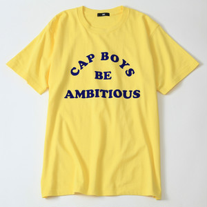 Ari CAP BOYS Tee -Yellow-