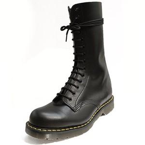 SOLOVAIR 14eyelet Boots(ブラック)