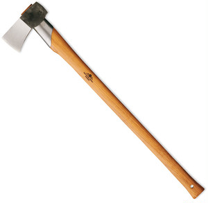 ロング大型薪割り445 斧 手斧 アウトドア用品 薪割り キャンプ用品 ファイヤーサイド グレンスフォッシュ