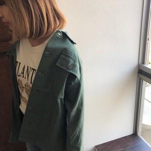 USED ミリタリーシャツ