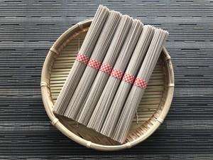 手延べ麺 蕎麦風味 36束