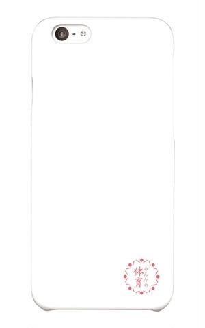 スマホンケース:C(iphone6、6s)レッド