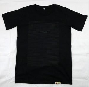 連続して並ぶドットが気持ちいい Minimalism Tシャツ