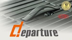 【7~10泊用】departure HD-510-29 105ℓ 【手荷物預け無料最大サイズ】
