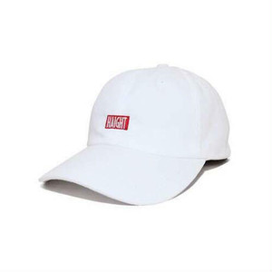 "HAIGHT(ヘイト)""BOX LOGO BALL CAP""[WHITE]"