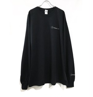 connecter tokyo back print long sleeve tee