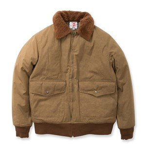 【SON OF THE CHEESE】Bomber JKT(BROWN)