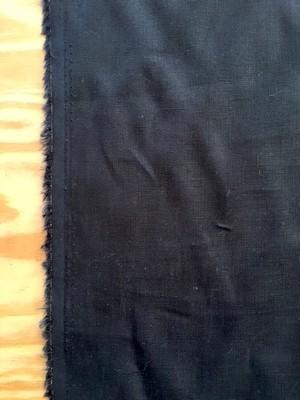 Linen ブラック
