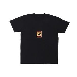 SLIP TEE / BLACK