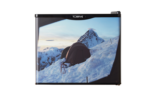 石川直樹 写真家 「K2 from Broad Peak / 2015」 17リットルREIZOKOSPEAKER
