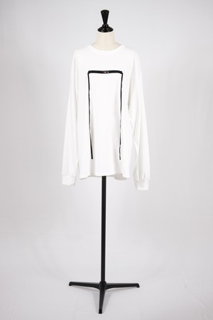 【mister it.】comme tu veux tee-white