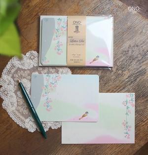 糸桜 ミニレターセット