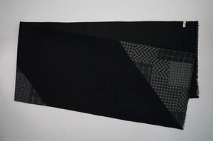 crabat Patchwork Muffler    C184-MF-101