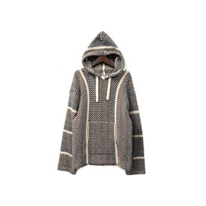 Son of the Cheese - Knit Mexican Parka (size - M) ¥14000+tax