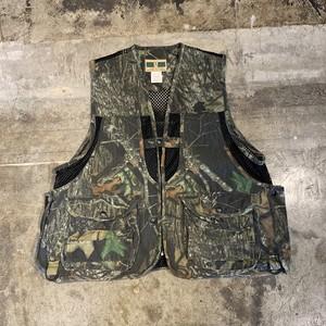 90's hunting vest ハンティングベスト リアルツリーカモ