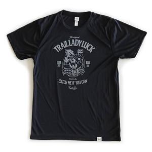 【在庫限りで販売終了】Dry T-Shirt / TLL / Black