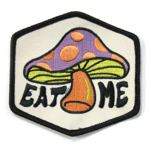 V.N.M. EAT ME patch, nat