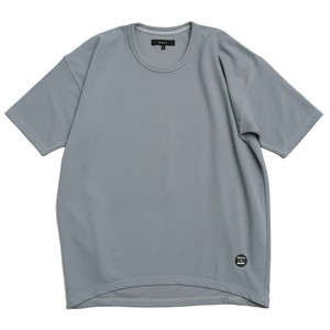 quolt DRY-THERMAL CUTSEW / クオルト カットソー / BLUE-GRAY / 901T-1318
