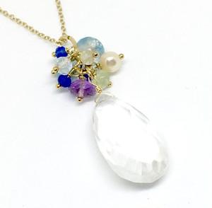 ★クレール・デュー 女神の光のしずく★クリスタル・スペシャル ブルー