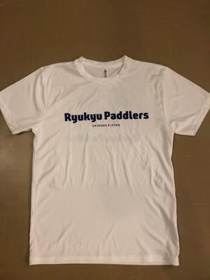 琉球パドラーズチームデザインパドルシャツ
